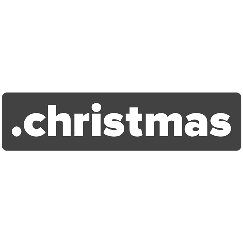 Register domain in the zone .christmas