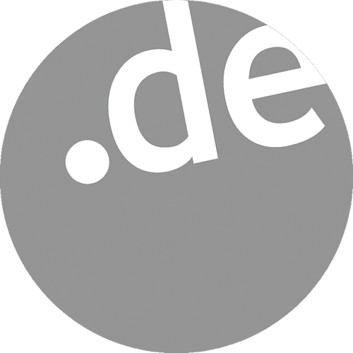 Register domain in the zone .de