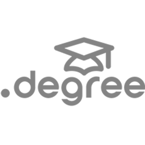 Register domain in the zone .degree