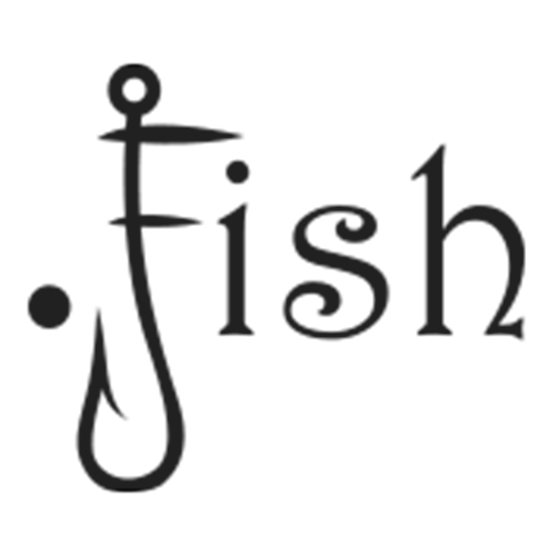 Register domain in the zone .fish