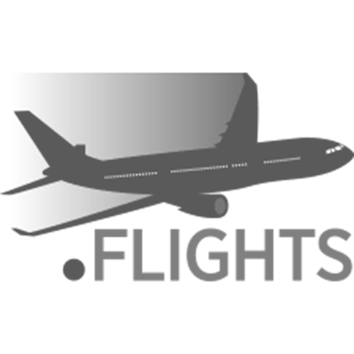 Register domain in the zone .flights