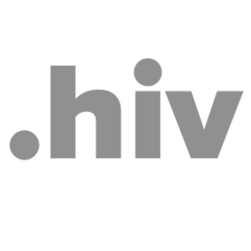 Register domain in the zone .hiv