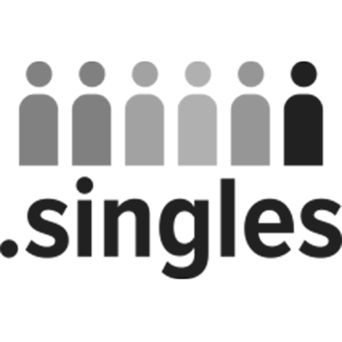 Register domain in the zone .singles