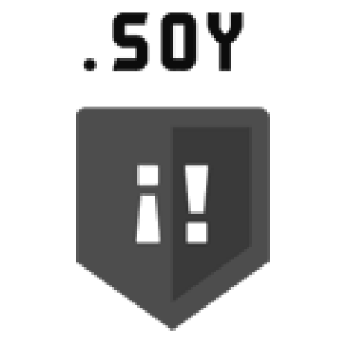 Register domain in the zone .soy