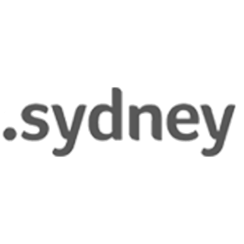 Register domain in the zone .sydney