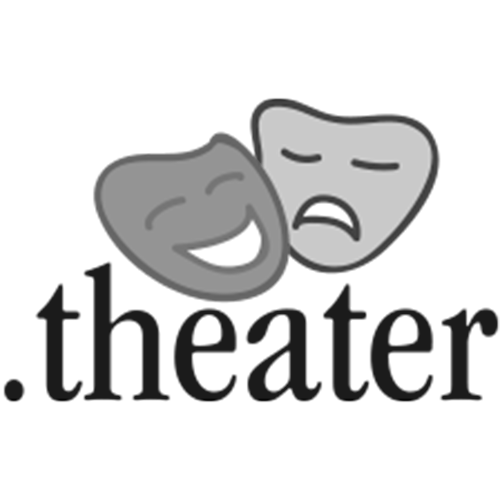 Register domain in the zone .theater