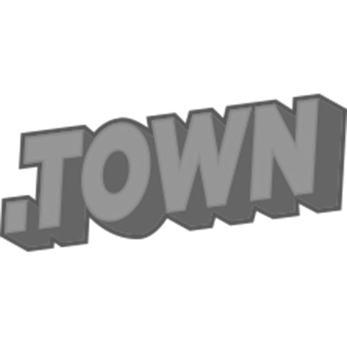 Register domain in the zone .town