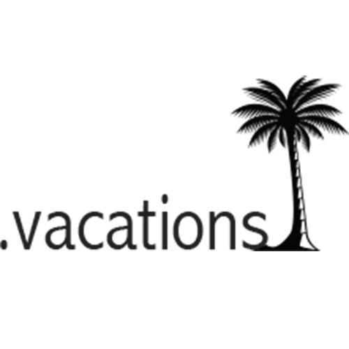 Register domain in the zone .vacations