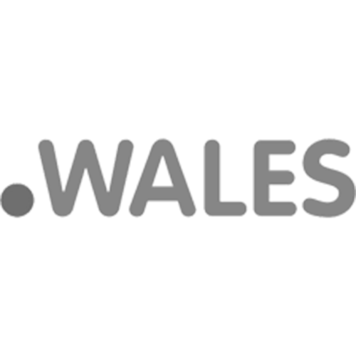 Register domain in the zone .wales